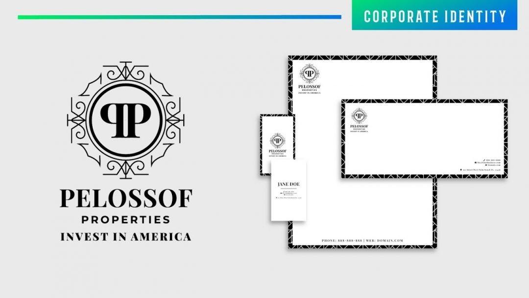 Custom Corprate Identiy Design Example 2 scaled
