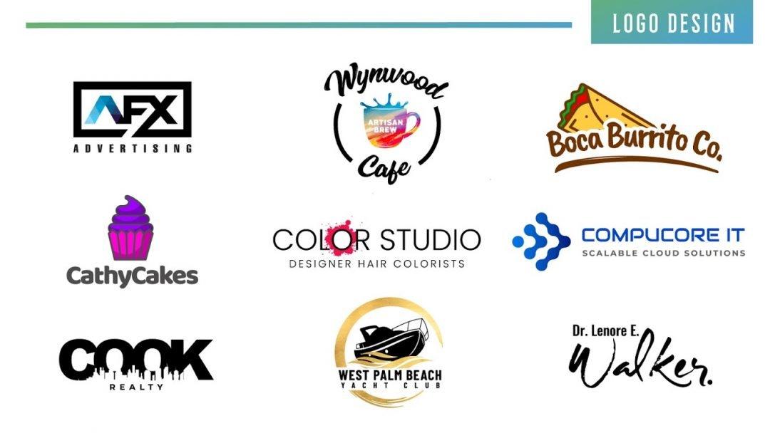 Custom Logo Design Example scaled