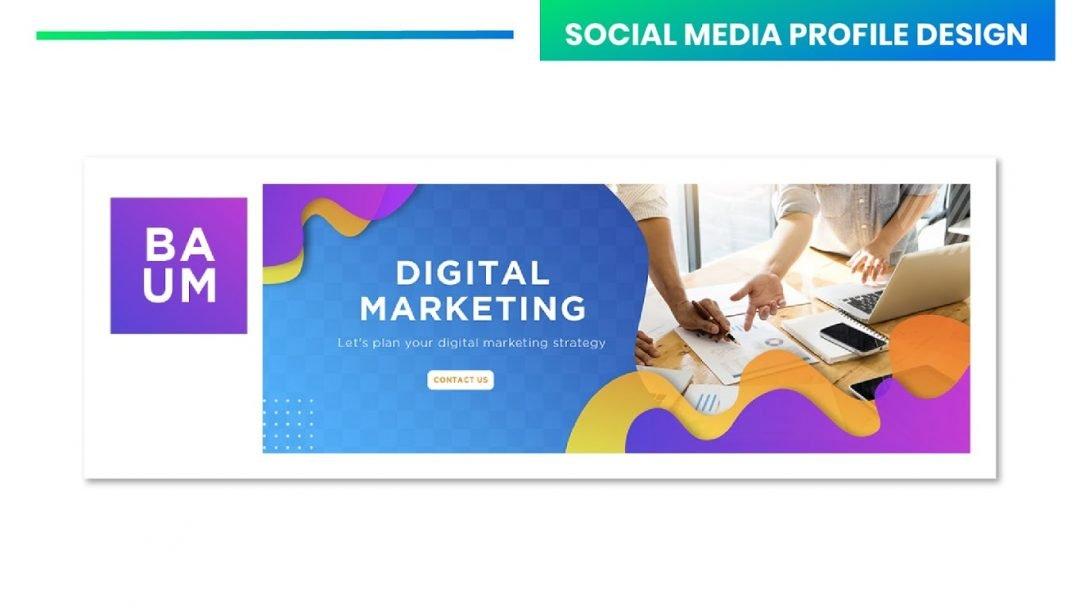 Custom Social Media Profile Design Example 1 scaled