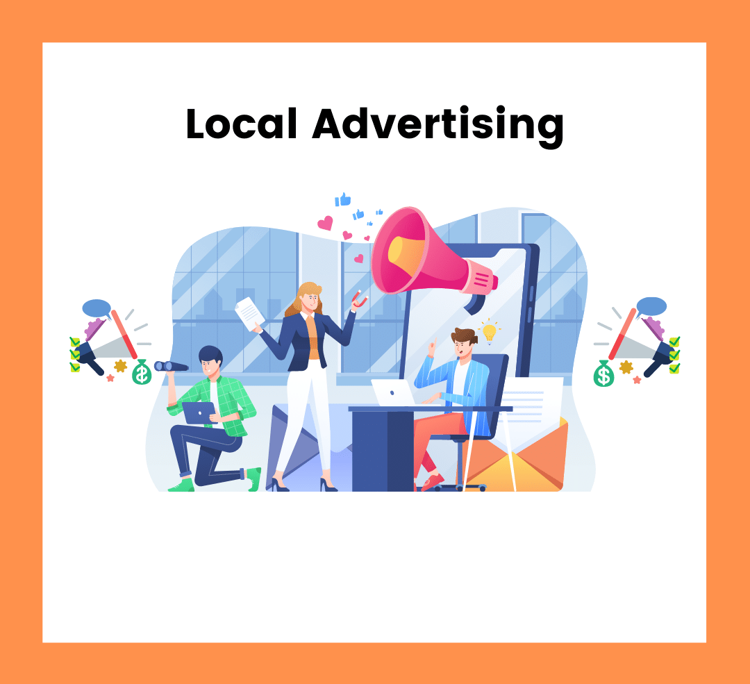 Make Your Presence Known With Local Advertising